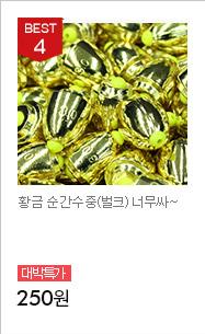 황금수중벌크